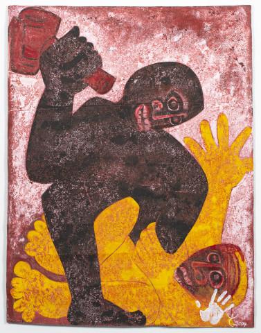 EL Loko, GOTTESKINDER - Schwarz - Gelb, 2004