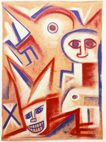 EL Loko, TAFEL 72, 1985