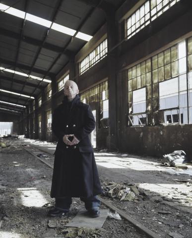 Gordon Clark, FRONT ON, 2009
