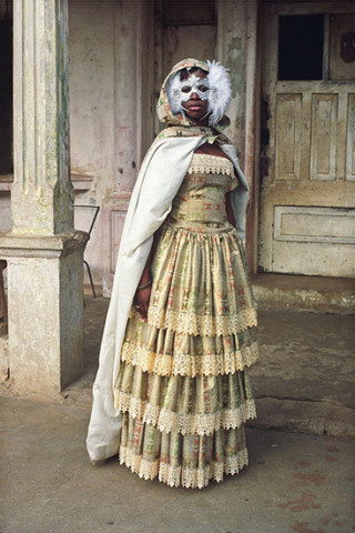 Godfried Donkor, Jamestown Masquerade I, 2006