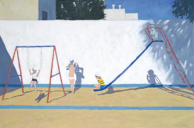 Playground, Quartejar, near Albufeira, Portugal