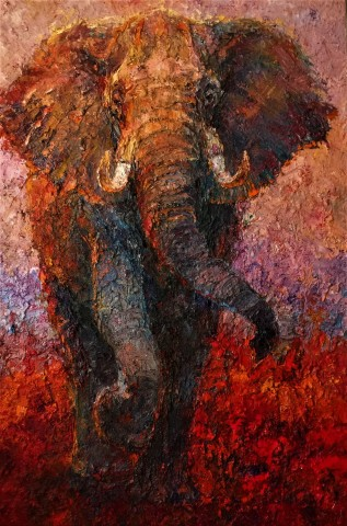 Lana Okiro, Elephant