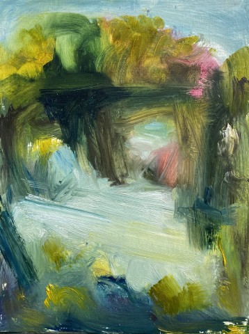 Edwina Broadbent, Pond Light
