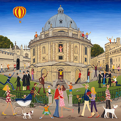 Louise Braithwaite, Oxford