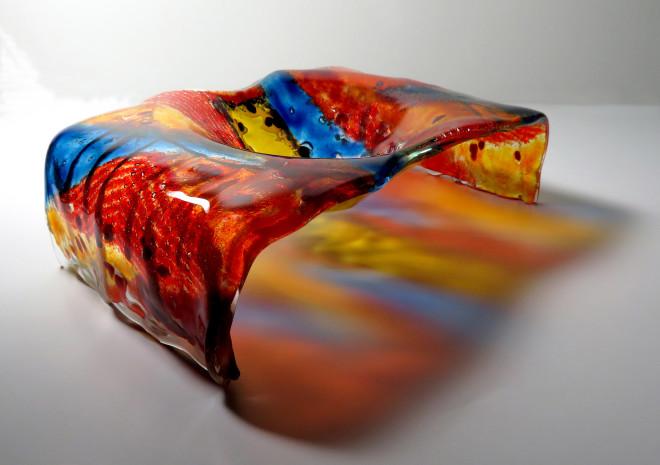 Fire Opal Vessell