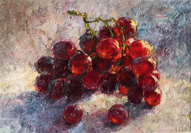 Lana Okiro, Red Grapes