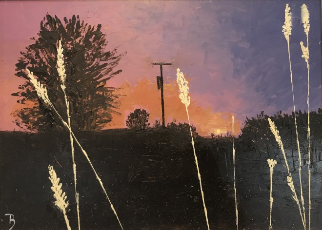 David Beer, After the Sunset