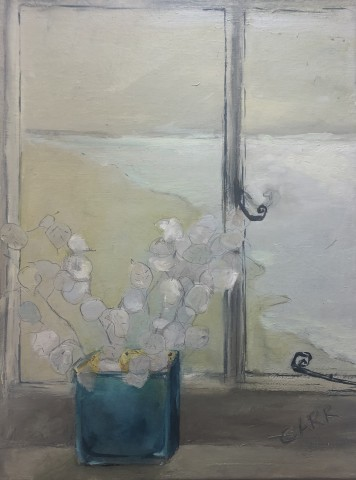 Dorothea Carr, Honesty on the Window Sill