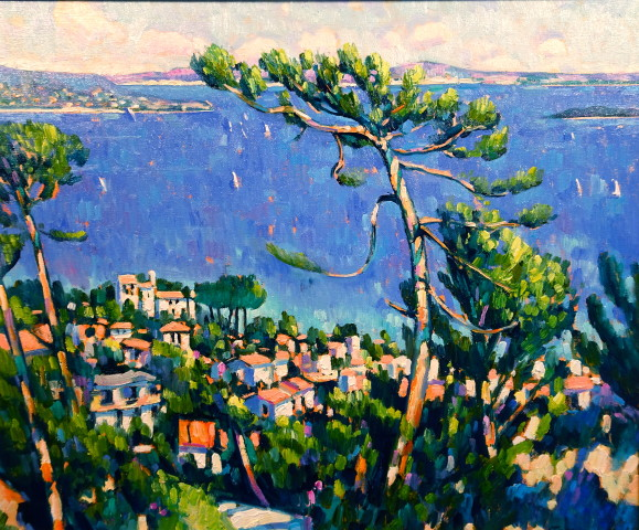 <span class=&#34;artist&#34;><strong>Terence Clarke</strong></span>, <span class=&#34;title&#34;><em>The Bay of Napoule, Cote D'Azure  </em></span>