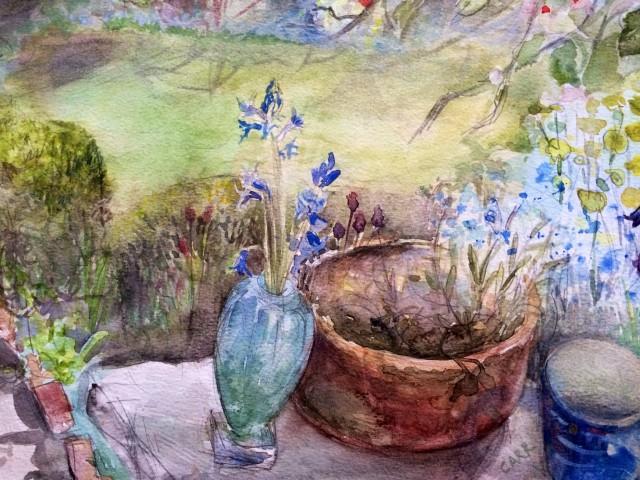 Dorothea Carr, Cottage Garden