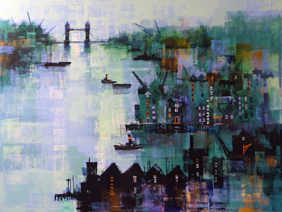 Colin Ruffell, Working River, A3+