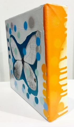 Jimmy Smith, Butterfly III - Blue Spots