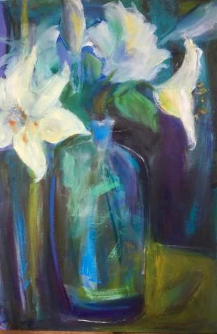Edwina Broadbent, Perfumed Night