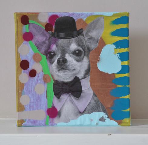 Jimmy Smith, Sebastian (Chihuahua)