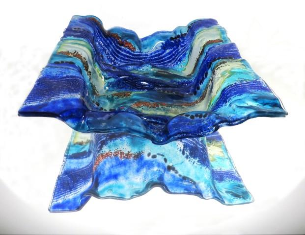 Teresa Chlapowski, Blue Lagoon Bowl