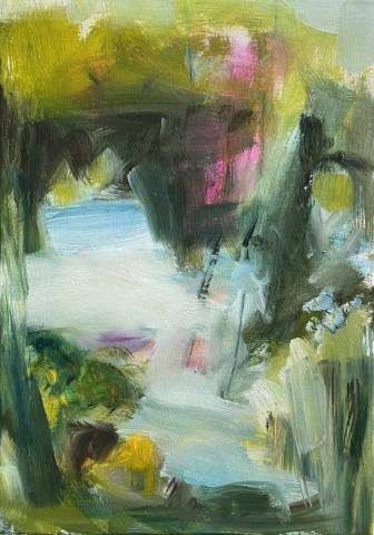 Edwina Broadbent, Pond Life