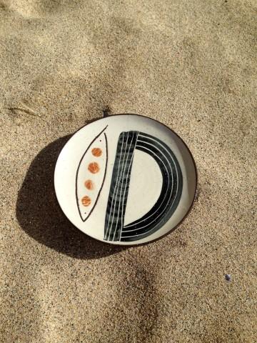 Fish Pye Pottery, Small Plate I