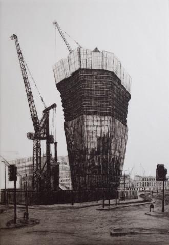 One Blackfriars Construction
