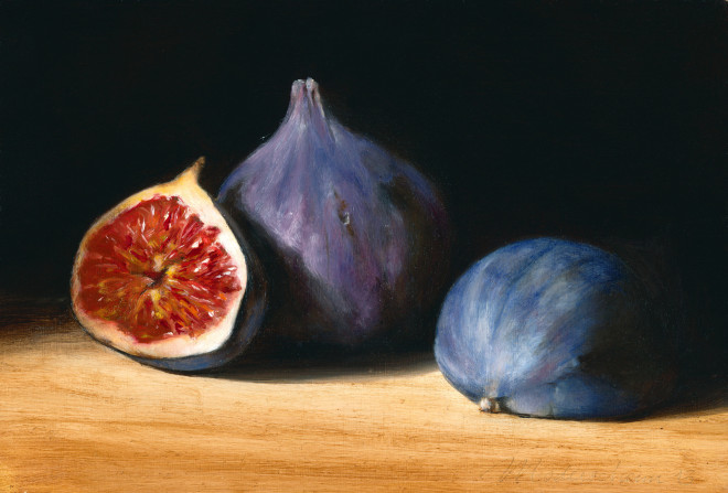 Tanja Moderscheim, Three Figs