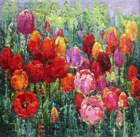 Lana Okiro, Tulips
