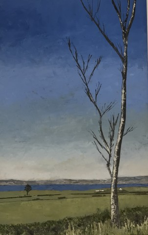 David Beer, Etrick Bay, Bute