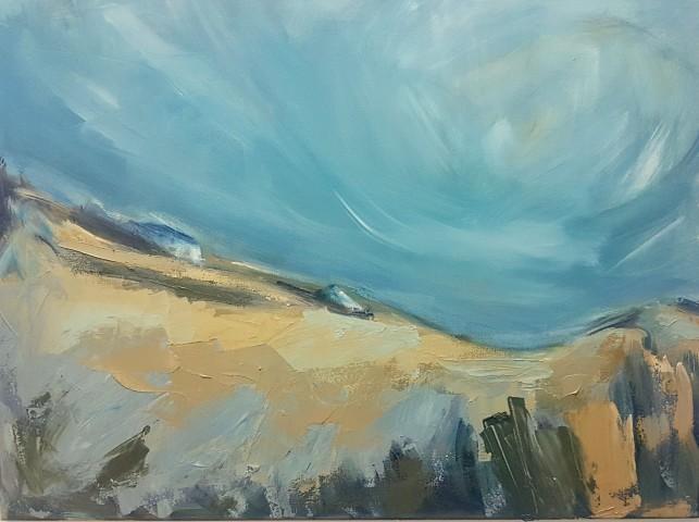 Edwina Broadbent, Sennen Dunes