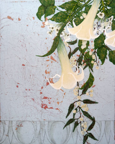 Jessica Holmes, Perpetual Spring, Angel's Trumpet