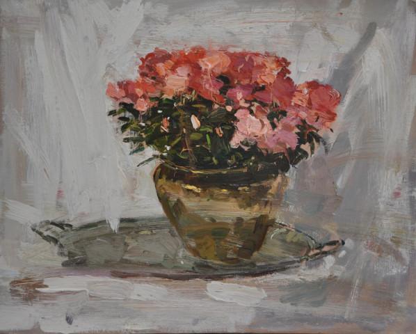 Richard Colson, Pink Azalea II