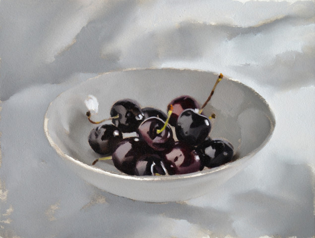 Andrew B Holmes, Life as Cherries in a Bowl