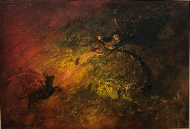 David Boyd, Untitled, 1974