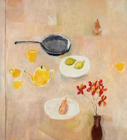 Jill Noble, After Breakfast, 1999