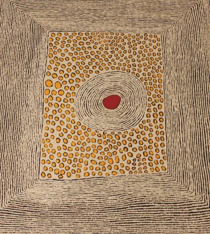 Tatali Napurrula, Untitled, 2018