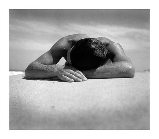 Max Dupain, Sunbaker 1937