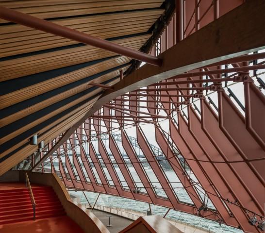 Mark Syke, Sydney Opera House (Sydney) Jorn Utzon II, 2018