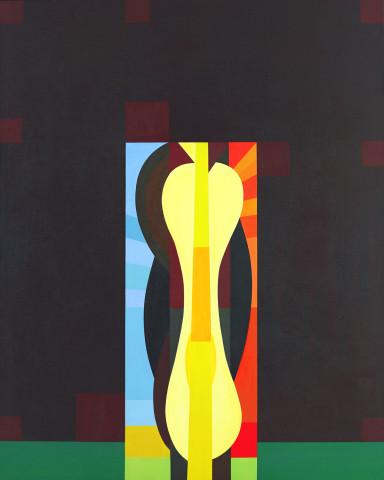 Robert Jacks, Barcelona Night No. 9, 1999