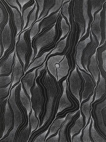 Anna Pitjara, Untitled , 2017
