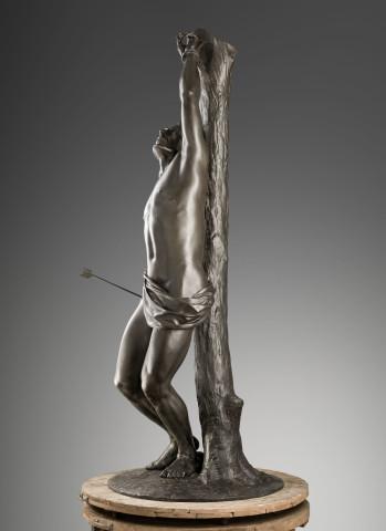 Antonio Pezzani, Saint Sebastian, 1933