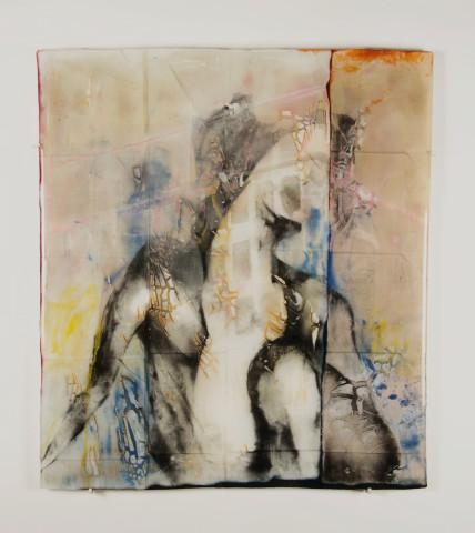 Jeff Wallin, Tensile Figure Study, 2017