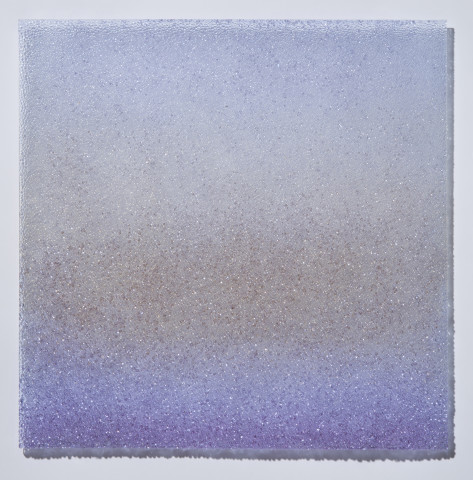 Jenn Shifflet, Lavender Gradient, 2019