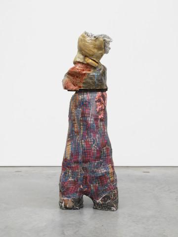Jessica Jackson Hutchins, Red Arm, 2017