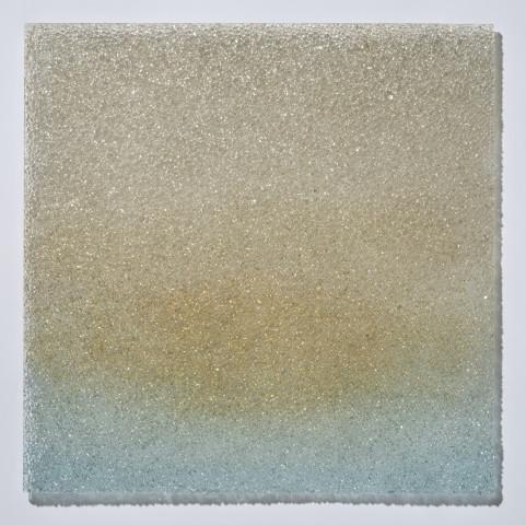 Jenn Shifflet, Golden Turquoise, 2019