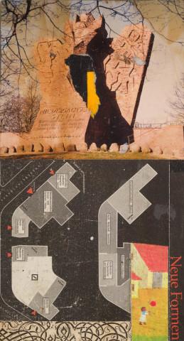 Bryan Ingham, German Suite - Neue Formen, 1993
