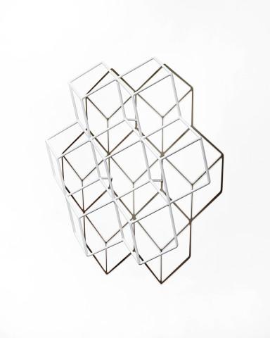 Will Nash, White Rhombi, 2015