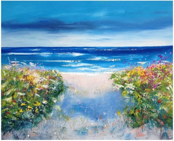 Laure Bury, Spring Tide