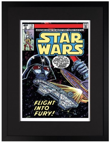 Star Wars #23 - Flight Into Fury (paper)