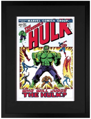The Incredible Hulk #152 - Who Will Judge The Hulk? (paper)