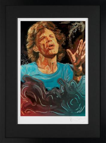 The Blue Smoke Suite - Mick - Paper Edition
