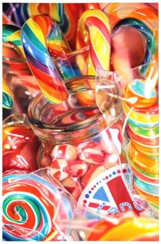 Sarah Graham, Candy Carnival - Original