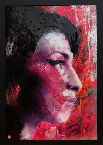 Vibrant Amy - original