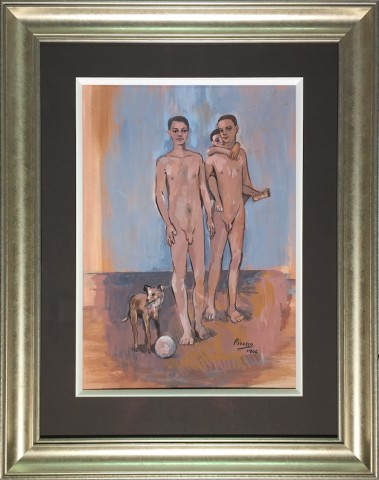 Three Boys - Original